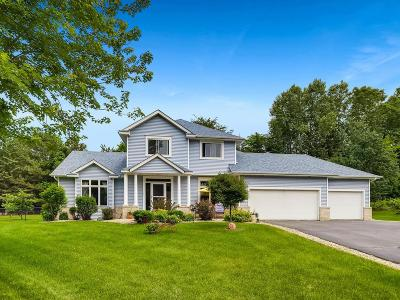 Eagan Single Family Home For Sale: 520 Eastwood Court