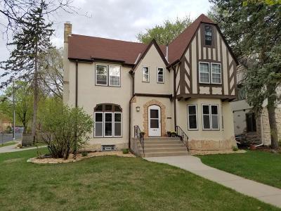 Minneapolis Single Family Home For Sale: 3848 York Avenue S