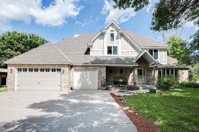 Wright County Single Family Home For Sale: 7380 Odean Avenue NE