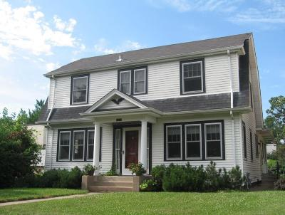 Saint Paul Single Family Home For Sale: 2049 Goodrich Avenue