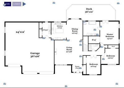 Hugo Single Family Home For Sale: 12902 Exhall Avenue N