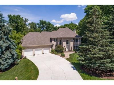 Shorewood Single Family Home Contingent: 19580 Silver Lake Trail