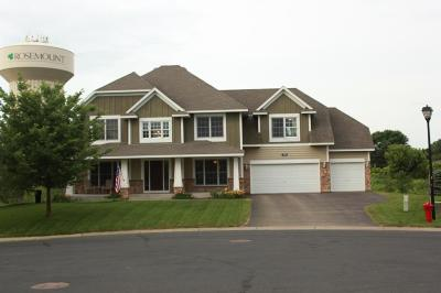 Rosemount Single Family Home For Sale: 3766 Crosscliffe Path
