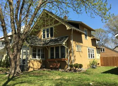 South Saint Paul Single Family Home For Sale: 122 6th Avenue N