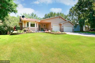 Coon Rapids Single Family Home For Sale: 1946 128th Avenue NW