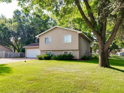 Ham Lake Single Family Home For Sale: 2962 166th Avenue NE