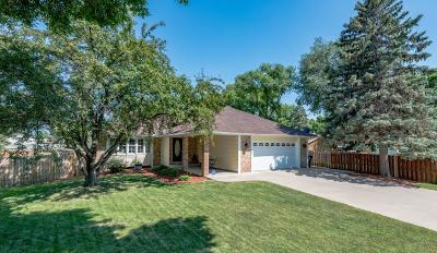 Maple Grove Single Family Home Contingent: 9630 Saratoga Lane N