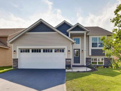 Blaine Single Family Home Contingent: 12412 Midway Circle NE