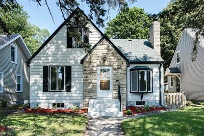Minneapolis Single Family Home For Sale: 5225 Portland Avenue