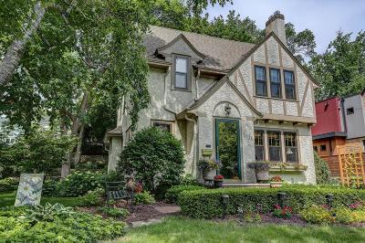 Minneapolis Single Family Home For Sale: 5136 Newton Avenue S