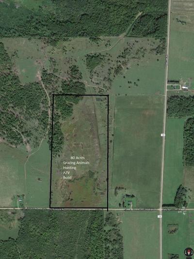 Sturgeon Lake Residential Lots & Land For Sale: 2272x Marsh Road