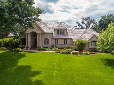 Edina Single Family Home For Sale: 6221 Parkwood Road