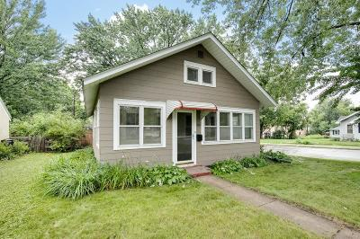 Minneapolis Single Family Home For Sale: 5353 41st Avenue S