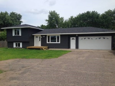 Saint Cloud Single Family Home For Sale: 2760 Clearwater Road