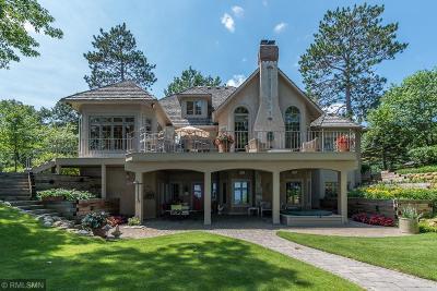 Single Family Home For Sale: 9490 Interlachen Road