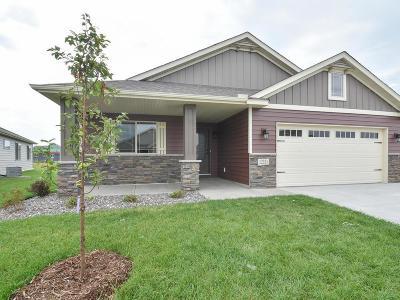 Blaine Single Family Home For Sale: 4318 124th Lane NE