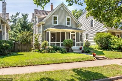 Minneapolis Single Family Home For Sale: 3908 Garfield Avenue