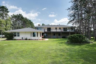 Hugo Single Family Home For Sale: 16120 Harrow Avenue N