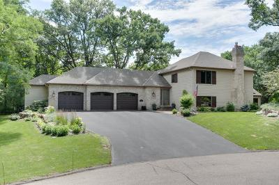 Minnetonka Single Family Home For Sale: 3628 Regal Oak