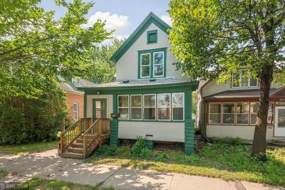 Saint Paul Single Family Home For Sale: 445 View Street