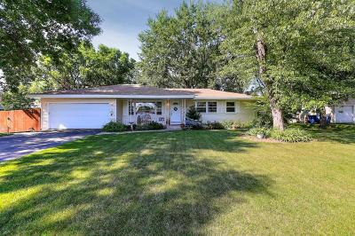 Bloomington Single Family Home For Sale: 5280 W 110th Street
