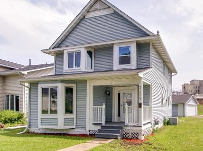 Minneapolis Single Family Home For Sale: 3509 27th Avenue S