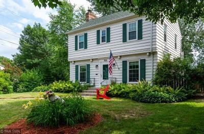 Saint Paul Single Family Home For Sale: 1820 Montreal Avenue