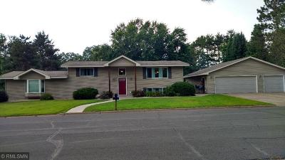Mora Single Family Home For Sale: 132 Westwood Circle