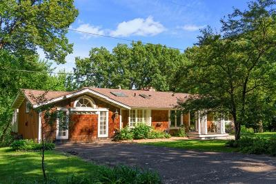 Minnetonka Single Family Home Contingent: 5076 Woodgate Court