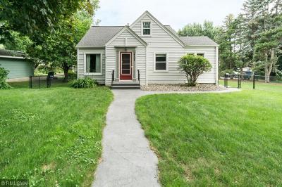 North Saint Paul Single Family Home For Sale: 2121 Shryer Avenue E