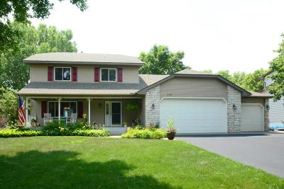 Mahtomedi Single Family Home Contingent: 296 72nd Street N
