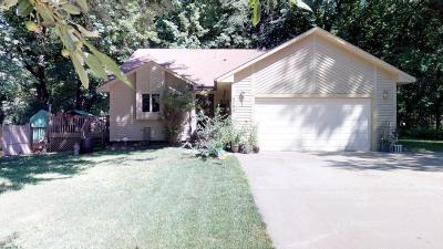 Saint Michael Single Family Home For Sale: 4790 Mayelin Avenue NE
