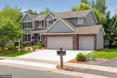 Maple Grove Single Family Home For Sale: 16481 77th Circle N