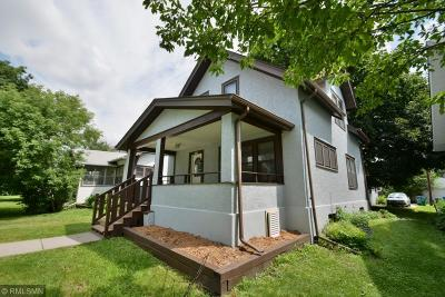 Minneapolis Single Family Home For Sale: 1088 23rd Avenue SE