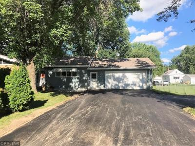 Staples Single Family Home For Sale: 720 4th Street NE