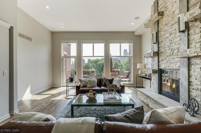 Minneapolis Condo/Townhouse For Sale: 194 Bank Street SE