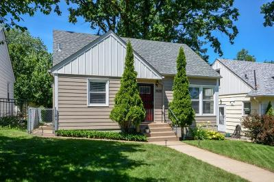 Minneapolis Single Family Home For Sale: 5628 Knox Avenue S