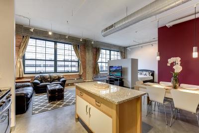 Minneapolis Condo/Townhouse For Sale: 250 Park Avenue #606
