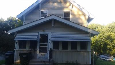 Hutchinson Single Family Home For Sale: 655 Hassan Street SE