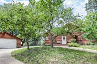 Bloomington Single Family Home For Sale: 5805 Auto Club Road