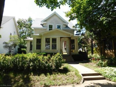Minneapolis Single Family Home For Sale: 2940 37th Avenue S