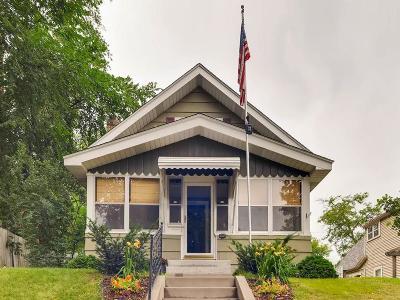 Minneapolis Single Family Home For Sale: 4544 1st Avenue S