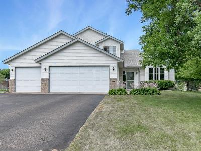 Saint Michael Single Family Home Contingent: 568 Sycamore Circle NW