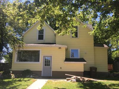 Meeker County Single Family Home For Sale: 22700 730th Avenue