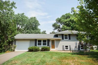Coon Rapids Single Family Home For Sale: 331 110th Lane NW