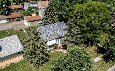 Columbia Heights Single Family Home For Sale: 5112 7th Street NE