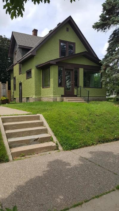 Minneapolis Single Family Home For Sale: 4200 S Longfellow