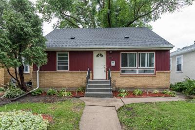 Minneapolis Single Family Home For Sale: 5409 29th Avenue S