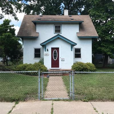 Brooklyn Center Single Family Home For Sale: 5307 Humboldt Avenue N