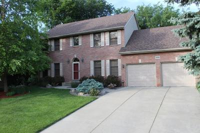 Burnsville Single Family Home For Sale: 10809 Cambridge Court